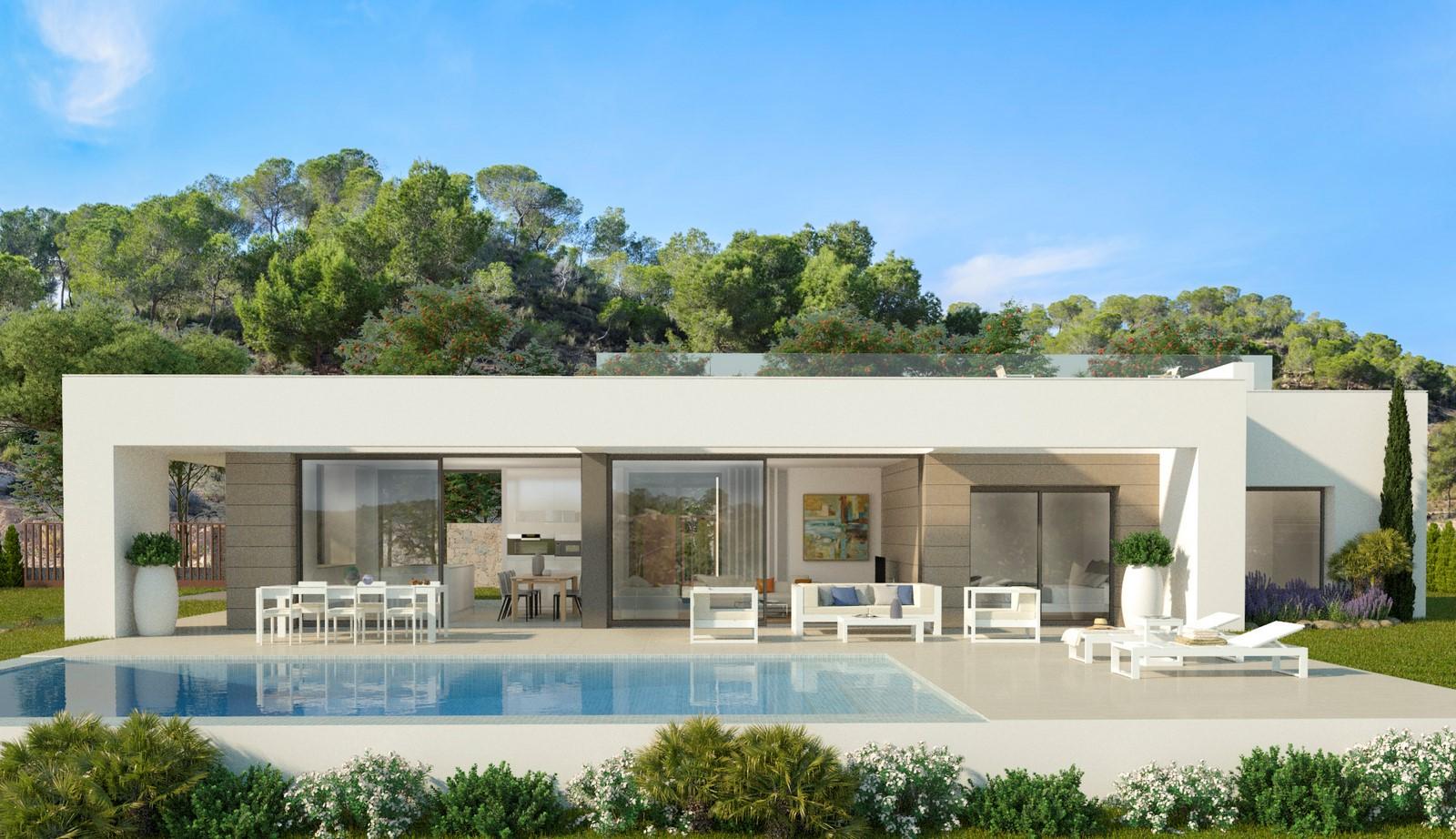 Exclusieve luxe villa in las colinas dminvest